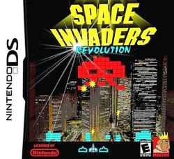 Space Invaders Revolution para Nintendo DS