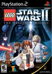 Lego Star Wars II: The Original Trilogy para PlayStation 2