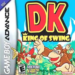 DK: King of Swing para Game Boy Advance