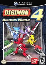 Digimon World 4 para GameCube