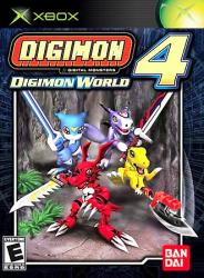 Digimon World 4 para Xbox
