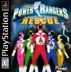 Power Rangers Lightspeed Rescue para PlayStation