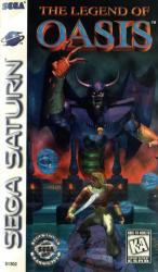 The Legend of Oasis para Saturn