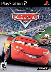 Cars para PlayStation 2