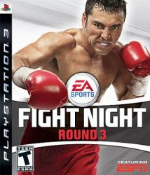 Fight Night Round 3 para PlayStation 3