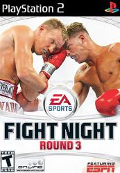 Fight Night Round 3 para PlayStation 2