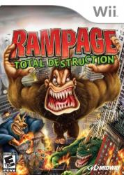 Rampage: Total Destruction para Wii