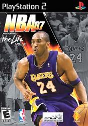 NBA 07 para PlayStation 2