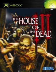 The House of the Dead III para Xbox