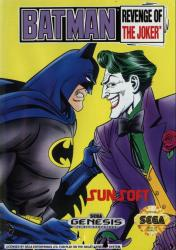 Batman: Revenge of the Joker para Mega Drive