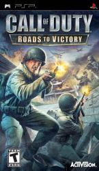 Call of Duty: Roads to Victory para PSP