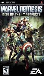 Marvel Nemesis: Rise of the Imperfects para PSP