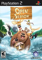 Open Season para PlayStation 2