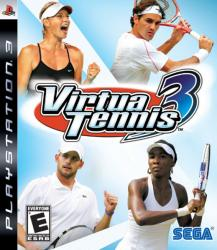 Virtua Tennis 3 para PlayStation 3