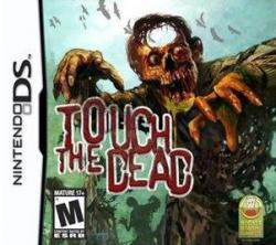 Touch the Dead para Nintendo DS