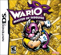 Wario: Master of Disguise para Nintendo DS