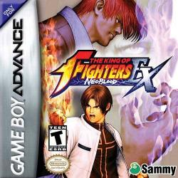 The King of Fighters EX: Neo Blood para Game Boy Advance
