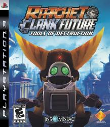 Ratchet & Clank Future: Tools of Destruction para PlayStation 3