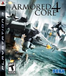 Armored Core 4 para PlayStation 3