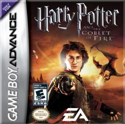 Harry Potter and the Goblet of Fire para Game Boy Advance