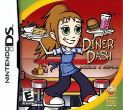Diner Dash: Sizzle & Serve para Nintendo DS