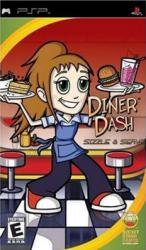 Diner Dash: Sizzle & Serve para PSP
