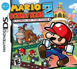 Mario vs. Donkey Kong 2: March of the Minis para Nintendo DS