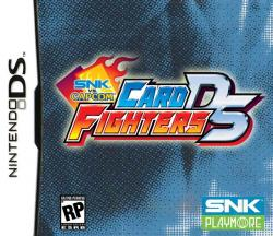 SNK vs. Capcom Card Fighters DS para Nintendo DS