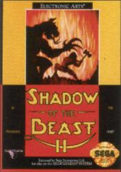 Shadow of the Beast  II para Mega Drive