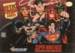 Justice League Task Force para Super Nintendo