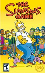 The Simpsons Game para PSP