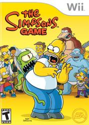 The Simpsons Game para Wii