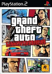 Grand Theft Auto: Liberty City Stories para PlayStation 2