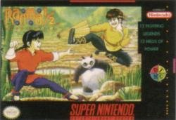 Ranma 1/2: Hard Battle para Super Nintendo