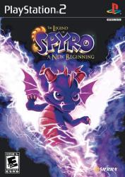 The Legend of Spyro: A New Beginning para PlayStation 2