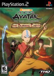 Avatar: The Last Airbender - The Burning Earth para PlayStation 2