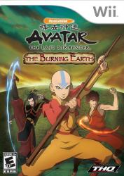 Avatar: The Last Airbender - The Burning Earth para Wii