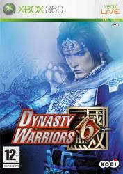 Dynasty Warriors 6 para Xbox 360