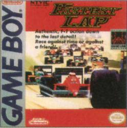 Fastest Lap para Game Boy