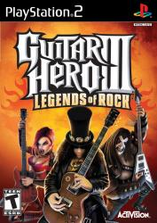 Guitar Hero III: Legends of Rock para PlayStation 2