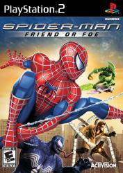 Spider-Man: Friend or Foe para PlayStation 2