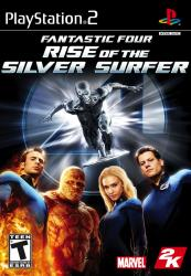 Fantastic 4: Rise of the Silver Surfer para PlayStation 2