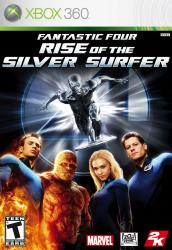 Fantastic 4: Rise of the Silver Surfer para Xbox 360