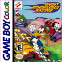Woody Woodpecker Racing para Game Boy Color