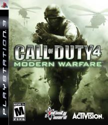 Call of Duty 4 para PlayStation 3