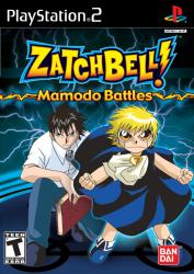 Zatch Bell! Mamodo Battles para PlayStation 2