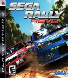 Sega Rally Revo para PlayStation 3