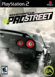 Need for Speed ProStreet para PlayStation 2