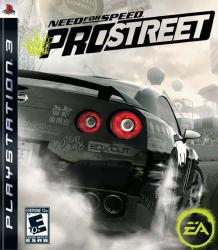 Need for Speed ProStreet para PlayStation 3
