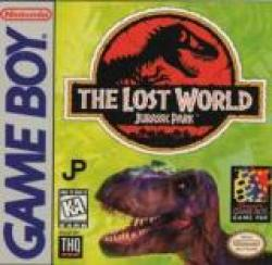 The Lost World: Jurassic Park para Game Boy